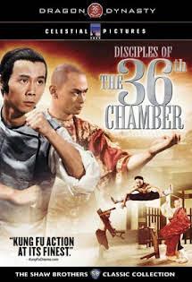 Đệ Tử Thiếu Lâm Tam Thập Lục Phòng - Disciples of the 36th Chamber