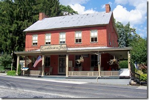 Cashtown Inn in Adams County, PA