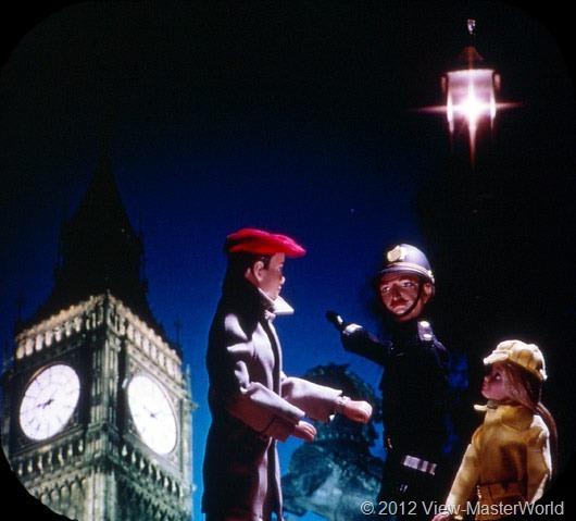 View-Master Barbies Around the World Trip (B500), Scene 4