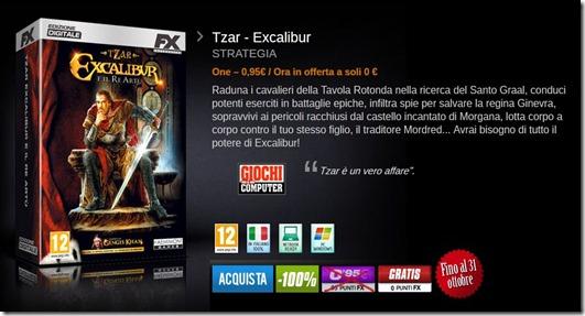 Tzar Excalibur