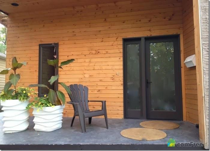 Modren Home in Canada