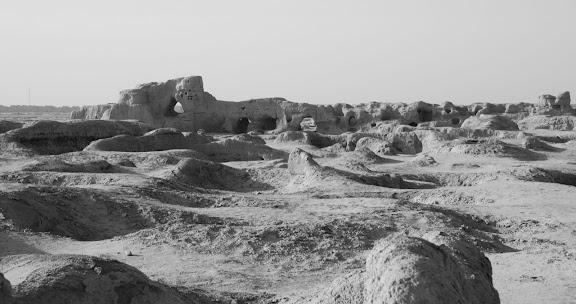 Gaochang - Ruines 1