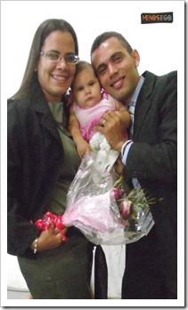 Pr Max e Familia