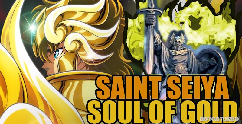 [BOMBA] Los Santos de Oro se mudan a Asgard, en Saint Seiya Soul of Gold!