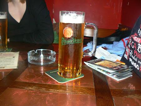 Pilsner Urquell, bere ceha