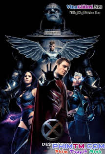 Dị Nhân: Khải Huyền - X-Men: Apocalypse