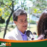 Entrevista para jornal TV Globo