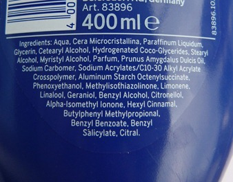 Incis In-Dusch Body Milk Nivea