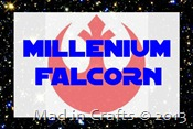 millenium falcorn