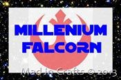 millenium falcorn