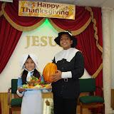 Thanksgiving - Nov 12'