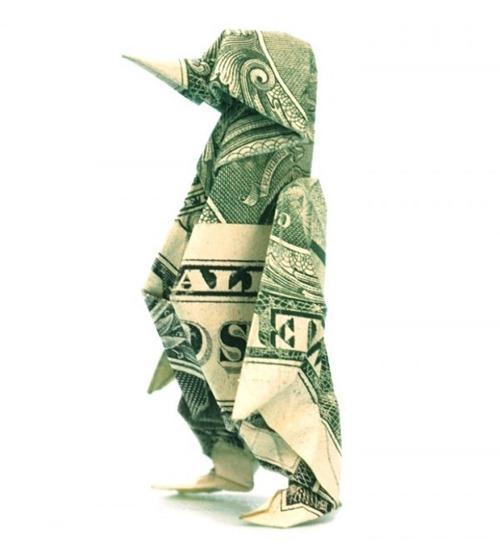 Origami de dinheiro 06