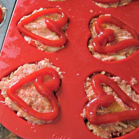 Meatloaf Muffin Hearts 3