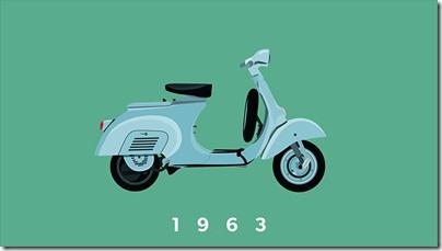 Vespalogy 1963