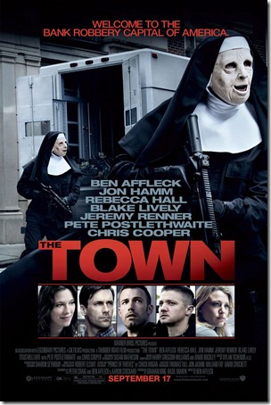 the-town-poster