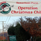 WBFJ &amp; Operation Christmas Child at Pinedale - Winston-Salem - 11-22-10
