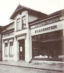 Bahnhofstr. 115 ca. 1910. F. Lauenstein, aus: H. Siewert Rund um den Scharmbecker Marktplatz - damals. Verl. H. Saade, 1983.