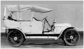 Opel-Darracq 16-18 PS 1905