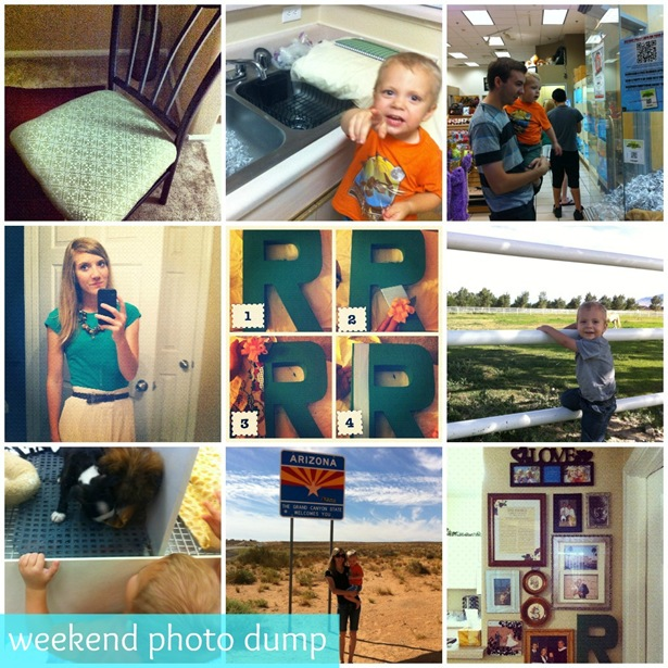 august week 1 photo dump