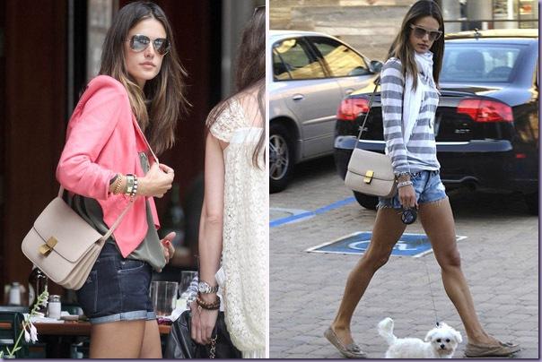 Alessandra-Ambrosio-Celine-Box-Bag