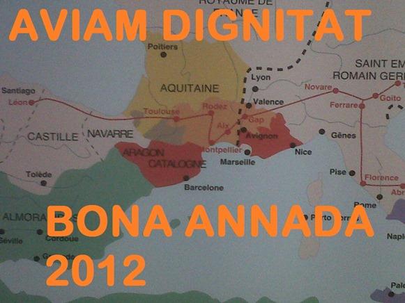 Bona Annada 2012 istorica