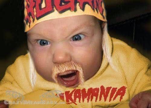 Hulk Hogan Baby
