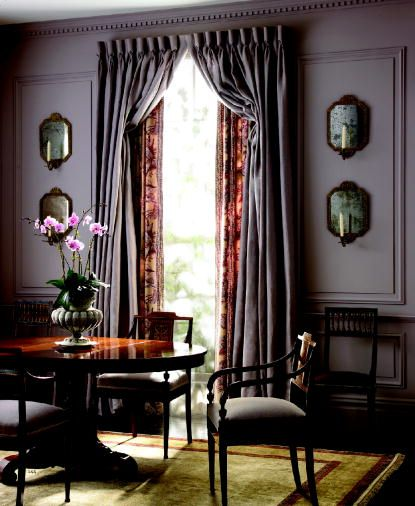 We've often used their fabrics to make custom drapes for stories in Martha Stewart Living Magazine.