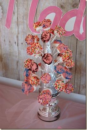 fairy marshmallow pops