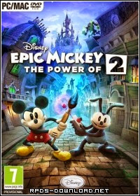 5431ab8fcb0a3 Epic Mickey 2 The Power of Two   PC Full   RELOADED