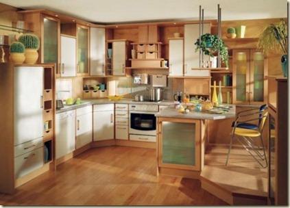 decoración de cocinas clasicas