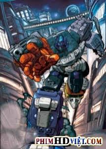 Siêu Người Máy Biến Hình - Transformers Energon