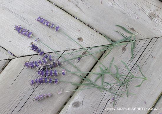 Lavender Trimming from www.simpleispretty.com