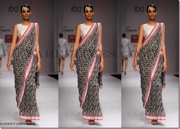 James_Ferreira_Printed_Saree