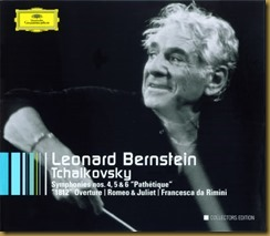 Bernstein Tchaikovsky