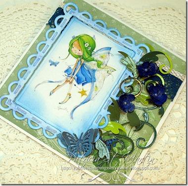 Blue fairy flat 2012