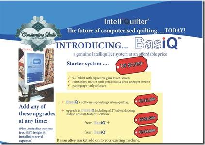 BasiQ system