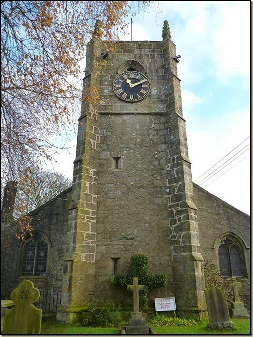 Long Preston Church