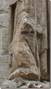 Peregrino del Santiago de San Cernin - Pamplona