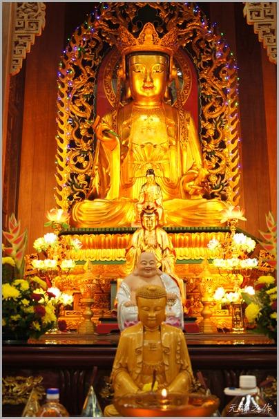 极乐寺佛像