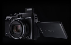 Canon G1 X Camera Model
