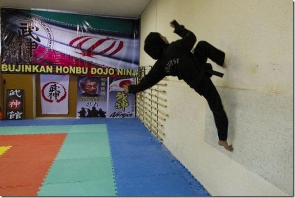 Mulheres iraquianas ninjas (11)