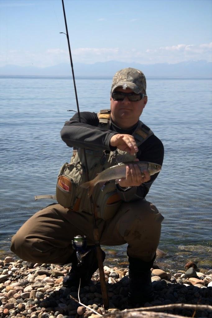 отчет о рыбалке в бурятии