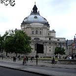 downtown london uk in London, London City of, United Kingdom