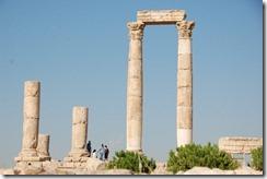 Oporrak 2011 - Jordania ,-  Ciudadela de Amman , 19 de Septiembre  09