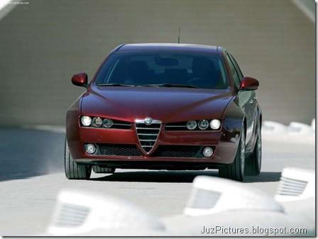 Alfa Romeo 159 (2005)4