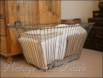 Metal Industrial Basket