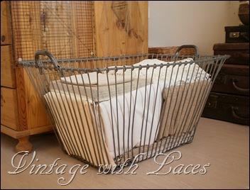 Metal Industrial Basket