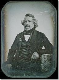 Louis Daguerre 1844 par Jean-Baptiste Sabatier-Blot