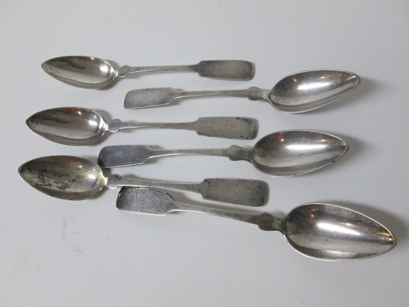 Silver Spoon Set