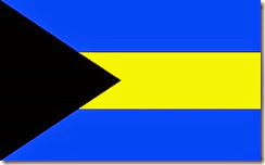 Bandeira Bahamas